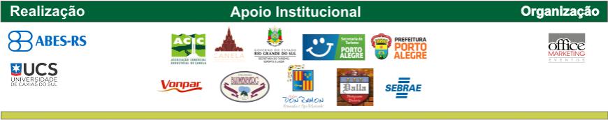 II SIMPÓSIO NACIONAL SOBRE GESTÃO DE EMPREENDIMENTOS TURÍSTICOS – AMBIENTUR 2015