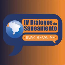 IV DIÁLOGOS DO SANEAMENTO