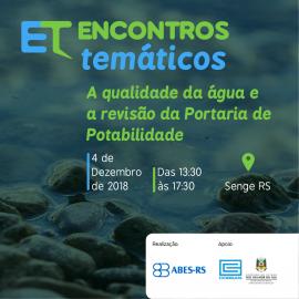 ENCONTROS TEMÁTICOS -