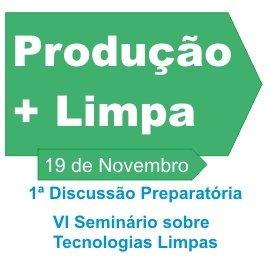 1ª DISCUSSÃO PREPARATÓRIA PRODUÇÃO + LIMPA